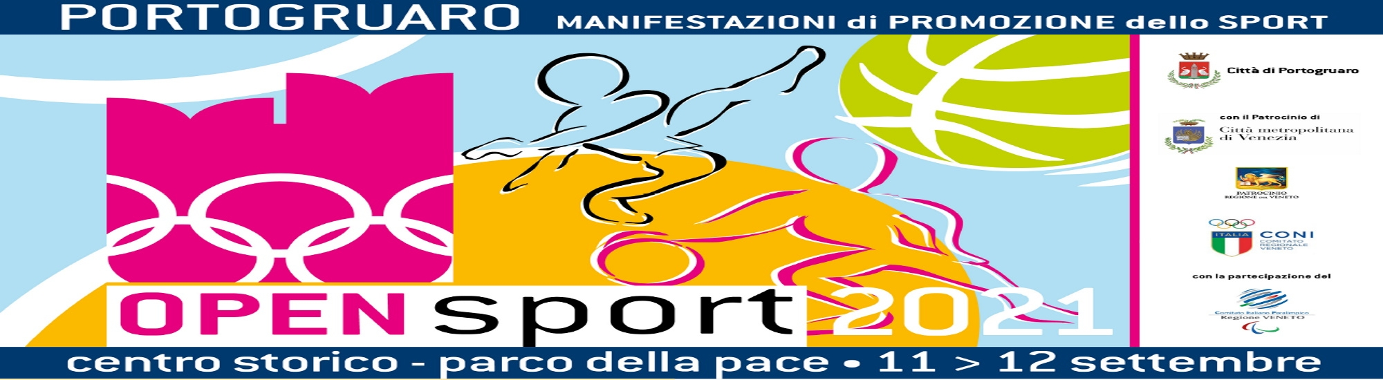 Immagine Torna Open Sport: lo sport in piazza